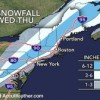 Area could get 'stuffed' with snow on Thanksgiving Eve
