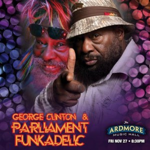 ardmore -- George Clinton Parliament Funkadelic