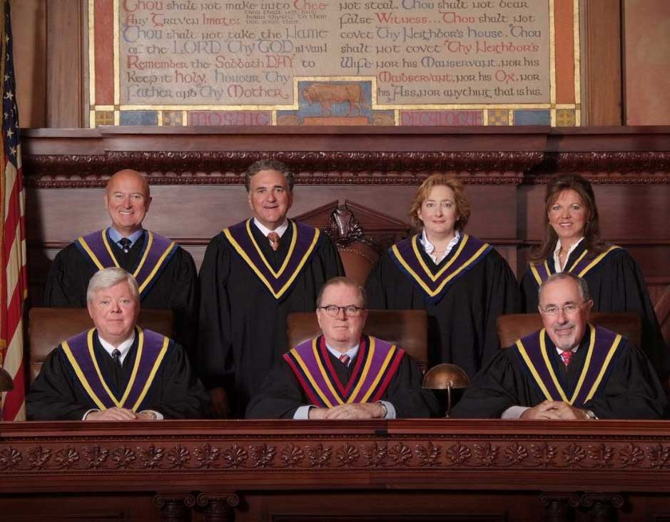 Justices throw out Pennsylvania congressional map