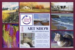 artists circle art show
