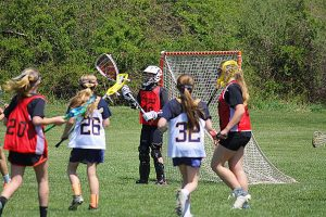 """CYL Lady Raiders program director Mandy Pittenger said: """"To witness a player develop self-confidence, stand taller, smile brighter and laugh louder simply by playing lacrosse, it is simply put...pure joy. Girl power."""""""