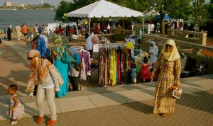 The Islamic Heritage Festival comes to Penn's Landing.