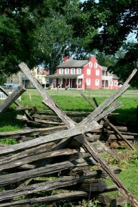 Landis Valley is holding its annual Civil War Days.