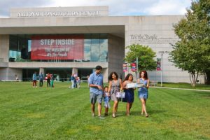 The Democratic National Convention is coming to Philadelphia and the National Constitution Center is ready.