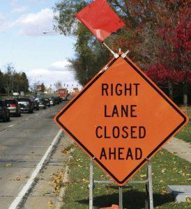 laneclosed