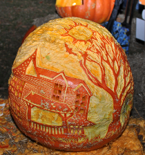 The Great Pumpkin Carve is this weekend in Chadds Ford.
